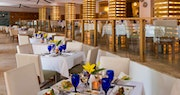 Dine at Bayside Restaurant at Sandals Barbados