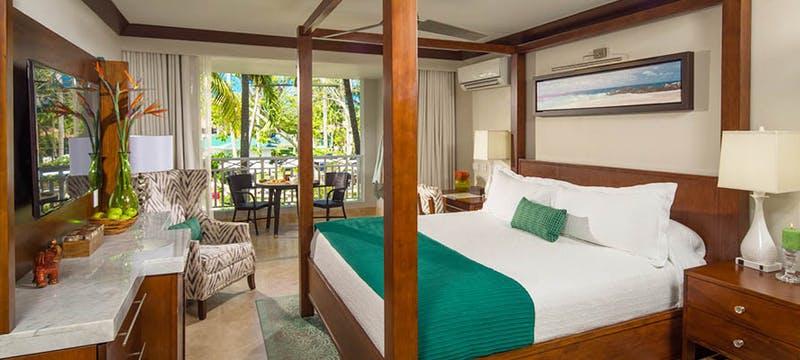 Balcony Suites at Sandals Barbados
