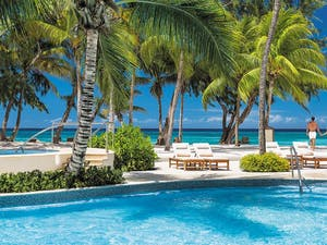 Swimming Pool at Sandals Barbados