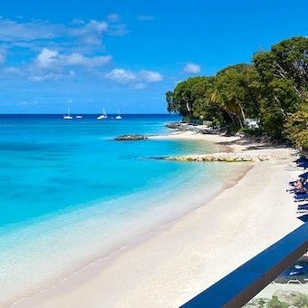 The Sand Piper, Barbados
