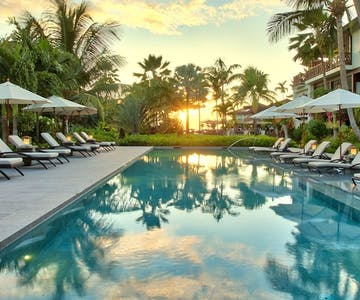 Relax amongst the natural beauty of Barbados's West Coast at this elegant Caribbean resort<place>The Sandpiper</place><fomo>146</fomo>