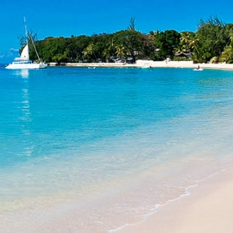 Beautiful sceanary at Sandy Lane, Barbados
