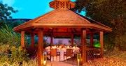 Private dining at The Villa Sandy Lane, Barbados