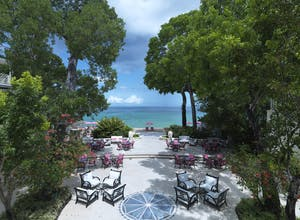 Five-star luxury at Sandy Lane, Barbados