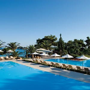 Sani Club, Greece