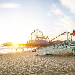 Luxury Santa Monica Holidays