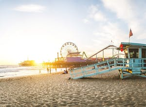 Inspiring Santa Monica Luxury Travel