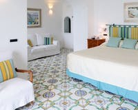 Junior Suite at Hotel Santa Caterina, Amalfi Coast, Italy