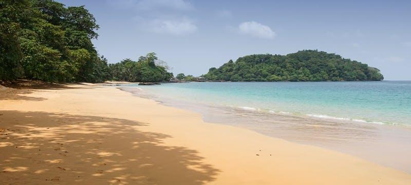 São Tomé and Príncipe Island Adventure