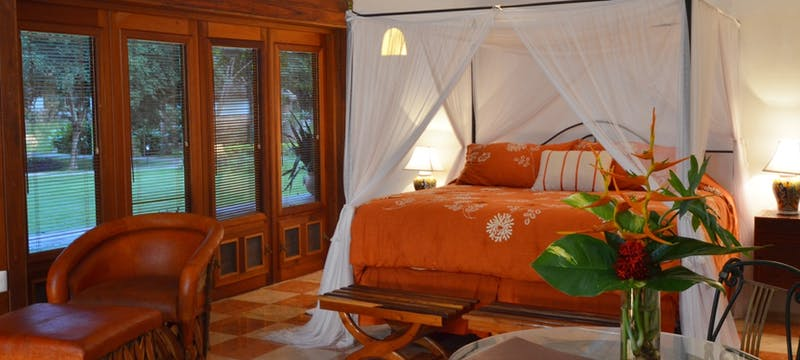 Sarah Brightman Suite at The Lodge at Chichen Itza
