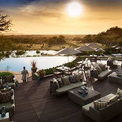 Four Seasons Serengeti, Serengeti National Park, Tanzania