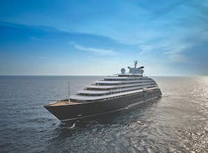 Making a Splash – Scenic Eclipse arrives