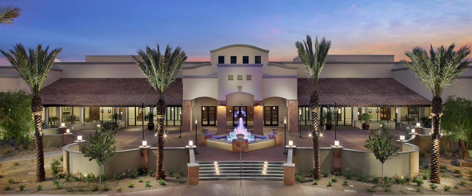 Exterior of Fairmont Scottsdale, Arizona
