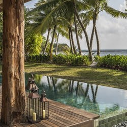 Desroches Suite Pool at Four Seasons Resort Seychelles at Desroches Island
