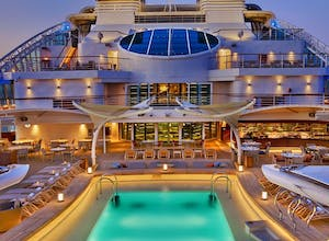 Set Sail on Seabourn's new Ship 'Ovation'