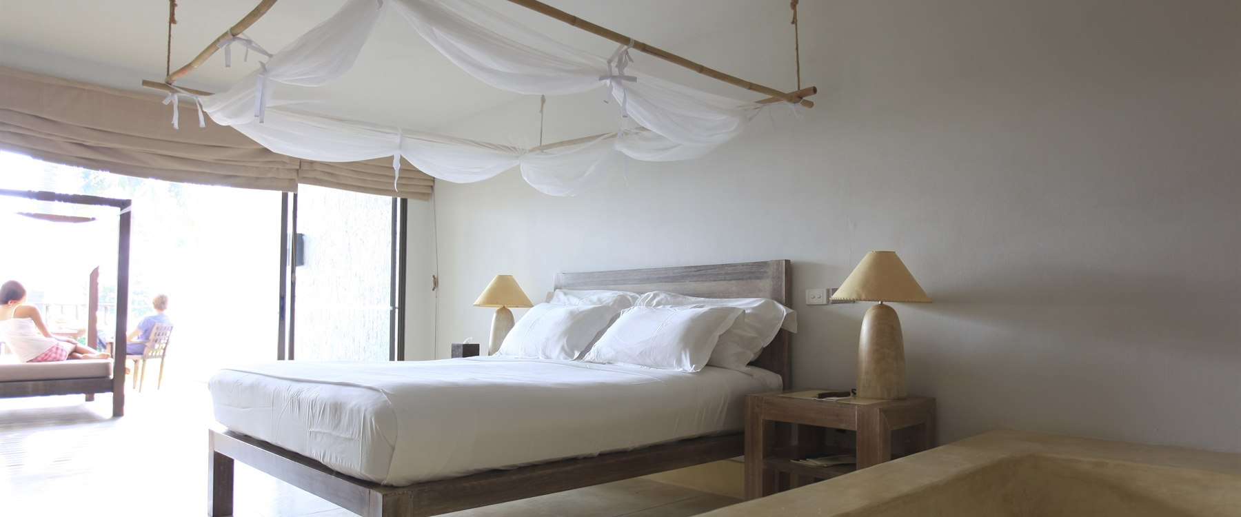 Seaview studio room at Evason Hua Hin