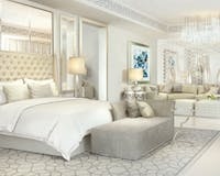 Bedroom at One&Only Seef