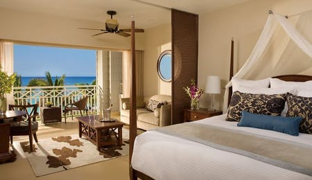 Junior Suite – Garden or Ocean-view