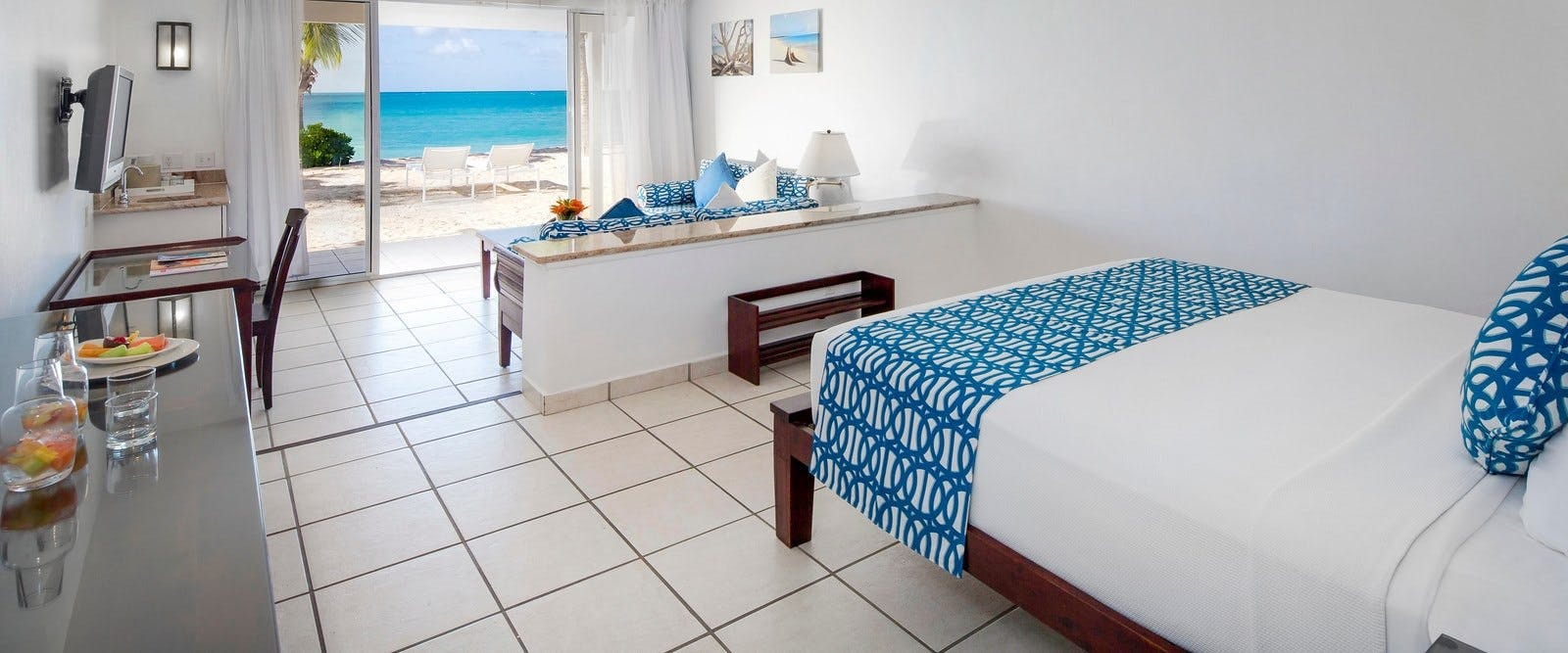 Premium Beachfront Suite at Galley Bay Resort & Spa, Antigua