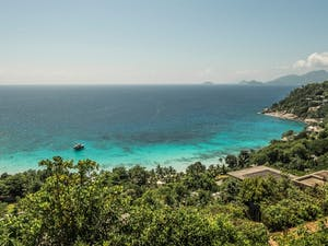Hilltop Spa Vantage Point at Four Seasons Resort Seychelles