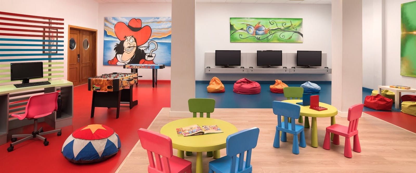 Magma Playroom at Sheraton La Caleta Resort, Tenerife