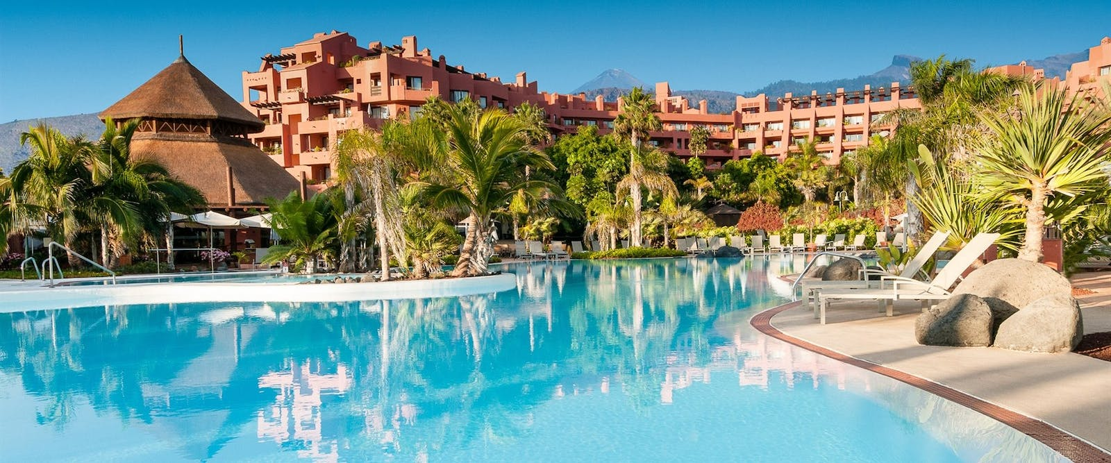 Pool and Gardens at Sheraton La Caleta Resort, Tenerife