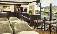 Club lounge at Sheraton Hotel Newfoundland, Newfoundland