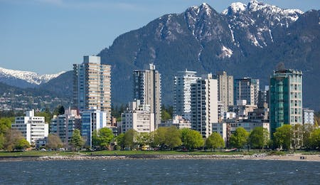 English Bay, Vancouver, British Columbia