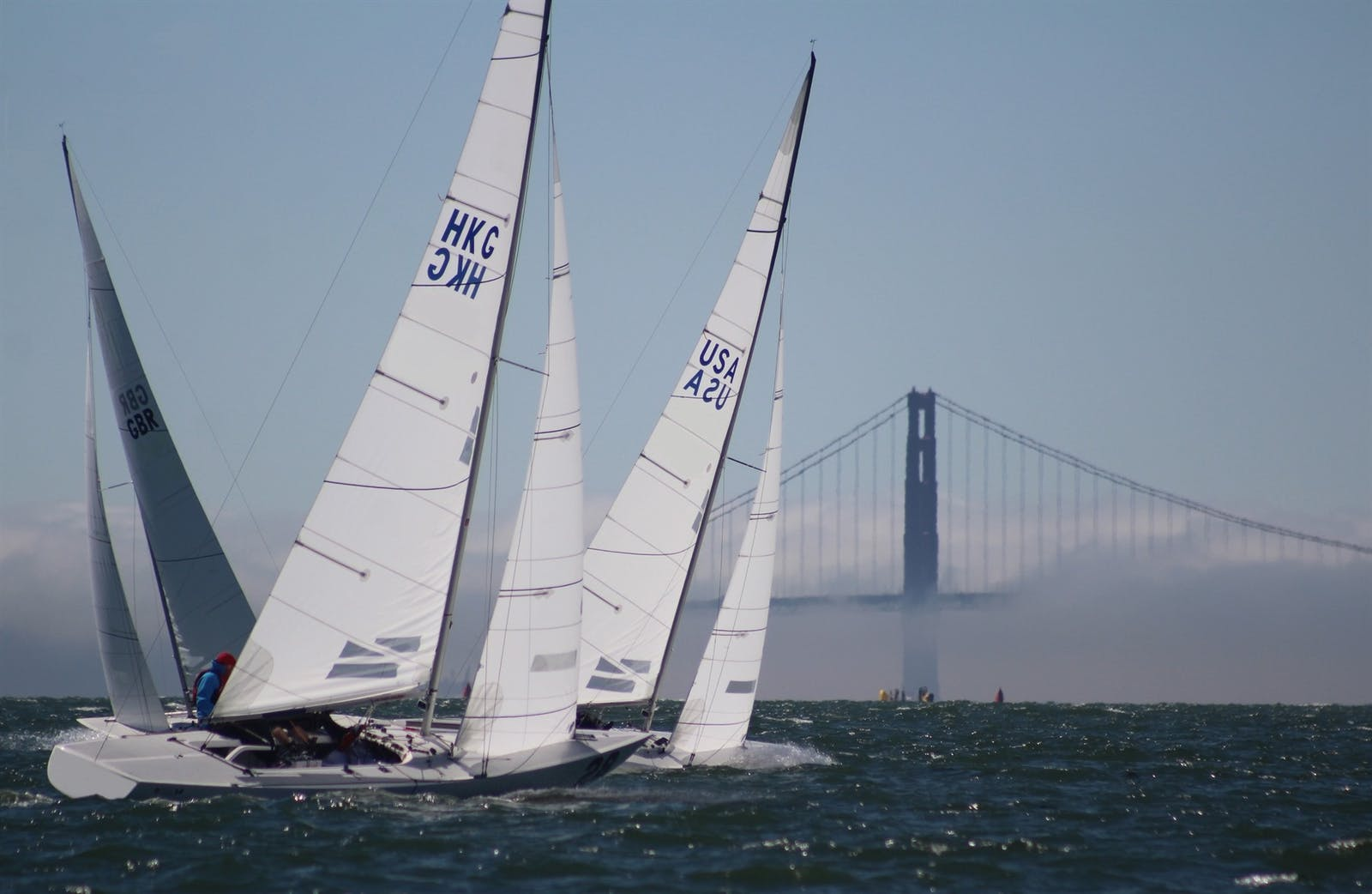 san francisco bay sailing adventure