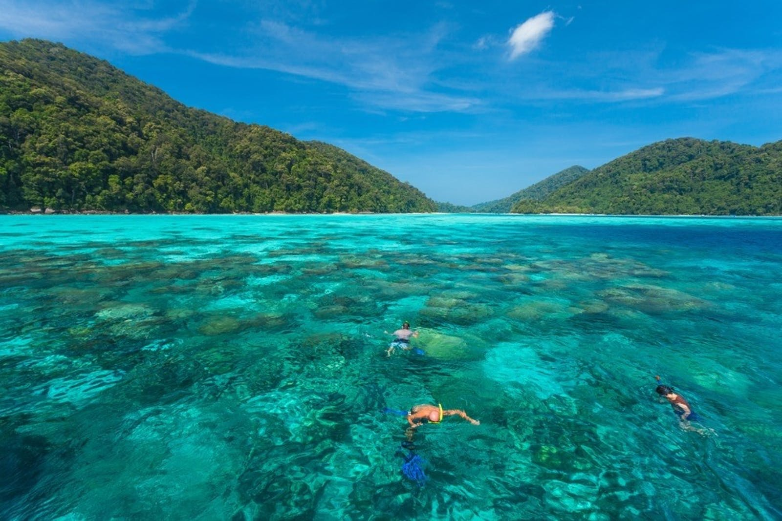optional surin islands tour