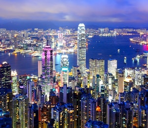 Hong Kong Honeymoons