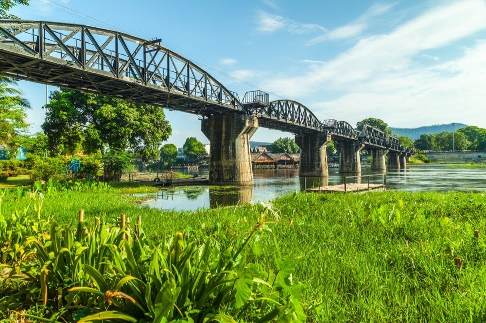bridge over river kwai
