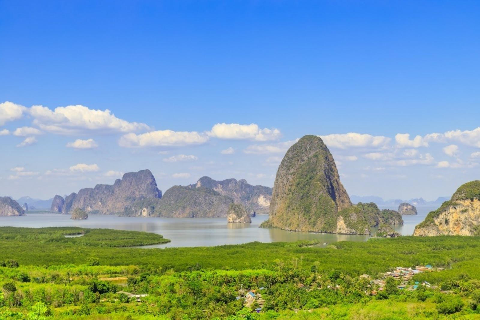 optional phang nga bay tour
