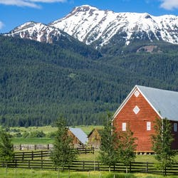 luxury Oregon ranch holidays