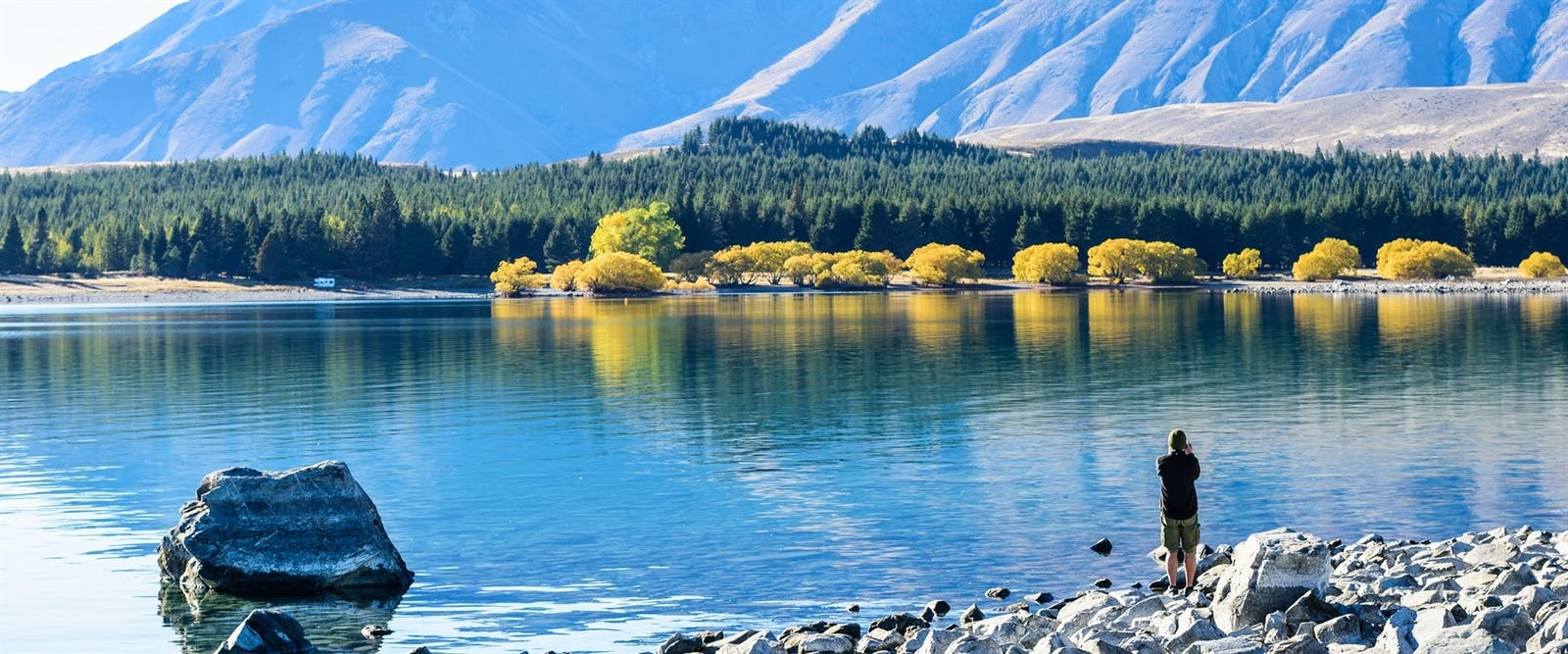 queenstown  lake tekapo