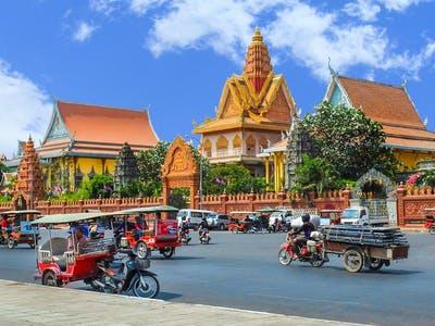 Vientiane to Phnom Penh
