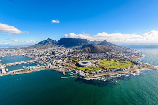 The Best of South Africa: Cape Town, Vineyards and Wildlife Safari