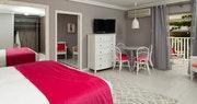 Signature bedroom at Sugar Bay Barbados