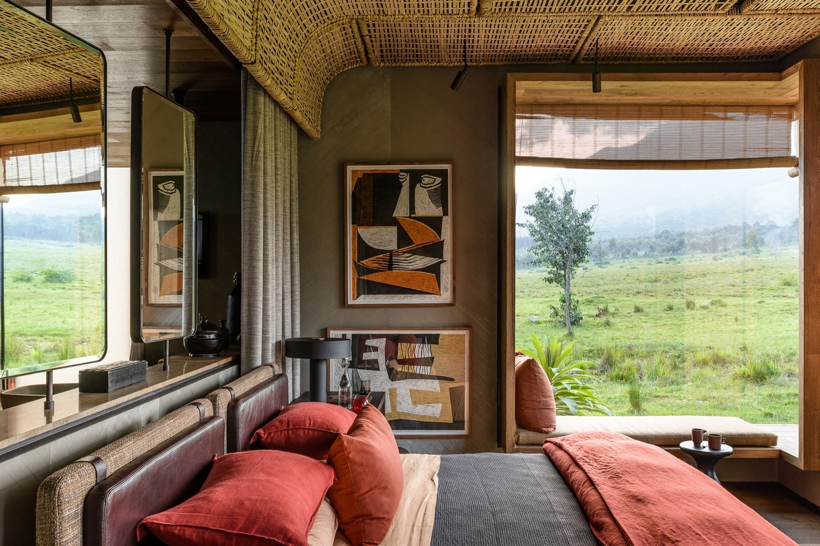 One-bedroom Suite at Singita Kwitonda Lodge, Rwanda, Africa