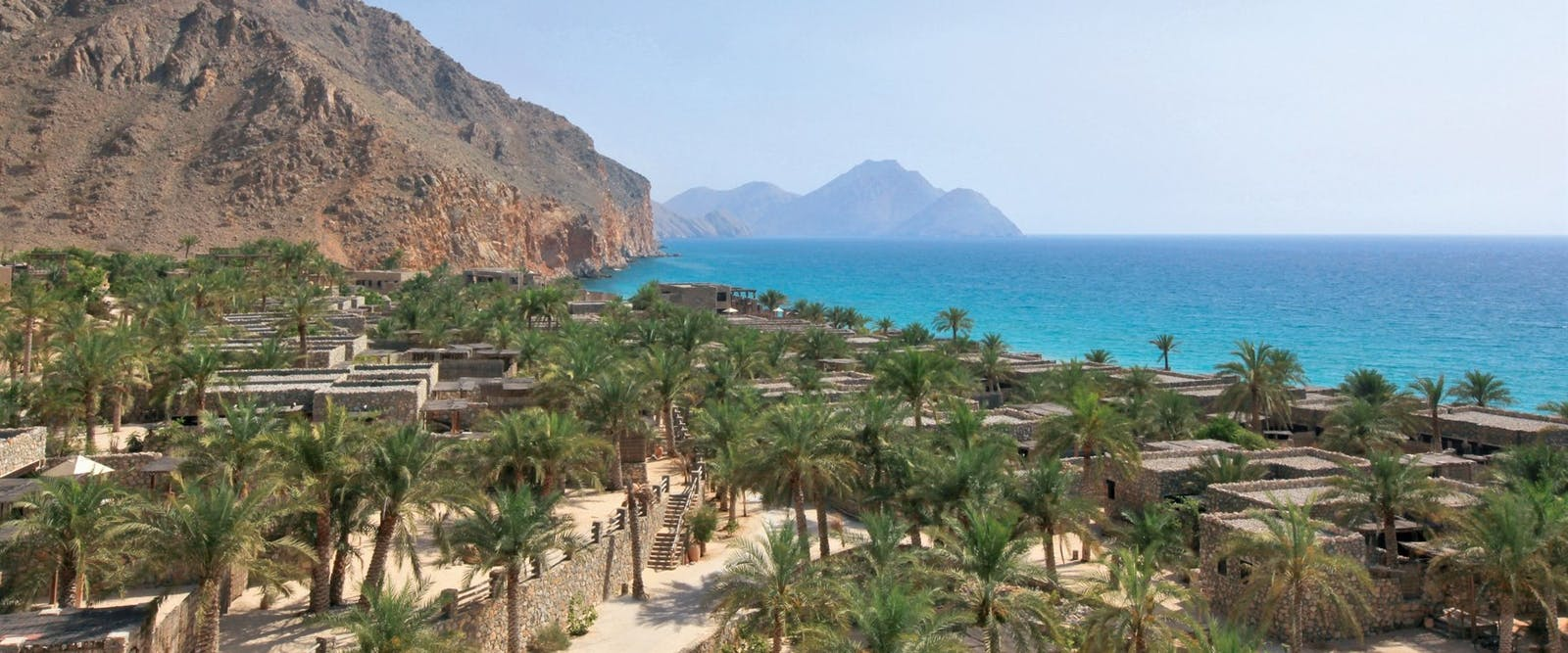 Private Retreats and Reserve at Six Senses Zighy Bay