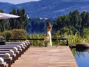Outdoor Pool, Six Senses Douro Valley, Portugal