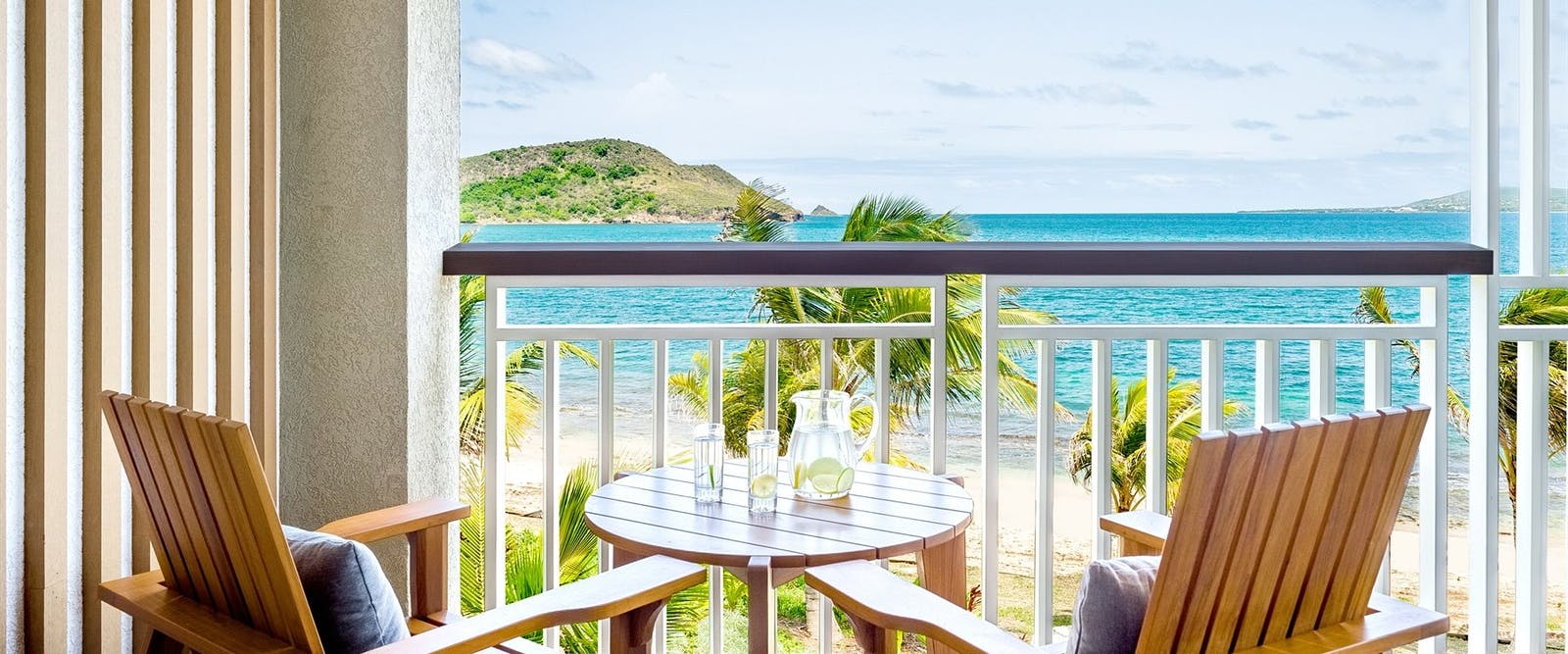 Guestroom Balcony at Park Hyatt St Kitts