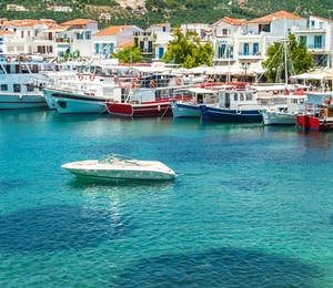 luxury holidays to skiathos