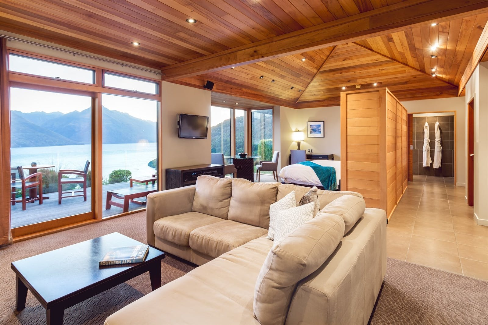 villa at azur lodge, Queenstown, South Island, New Zealand