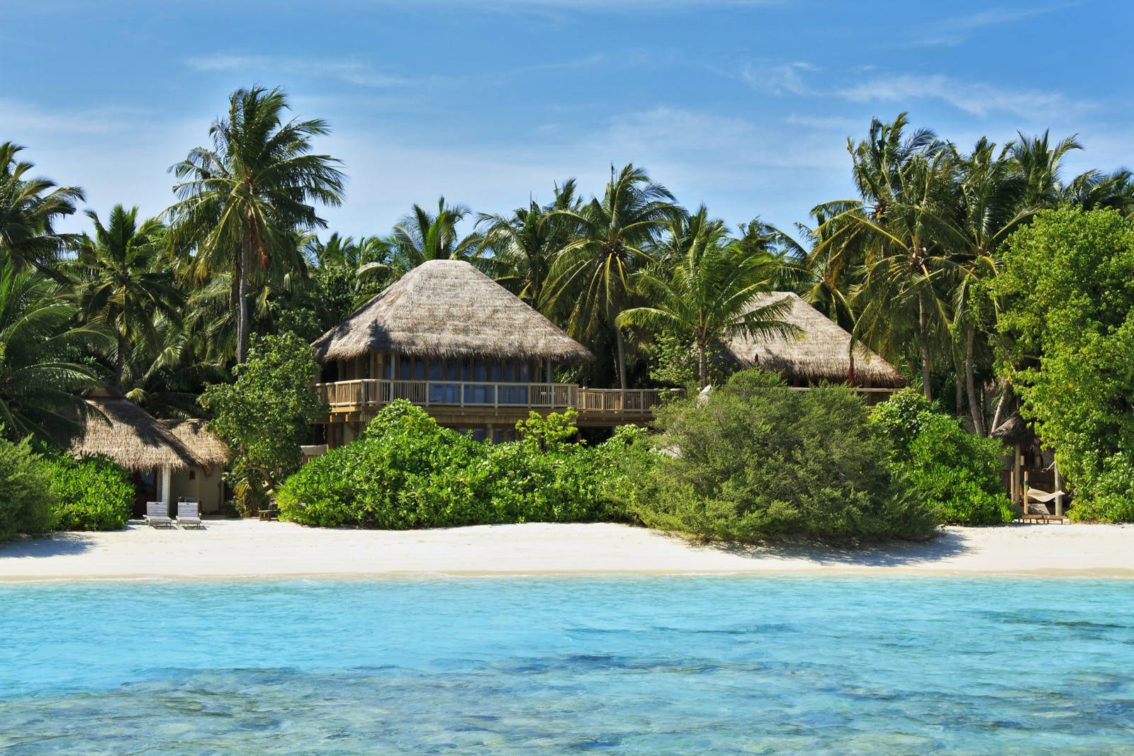 Jungle Reserves at Soneva Fushi