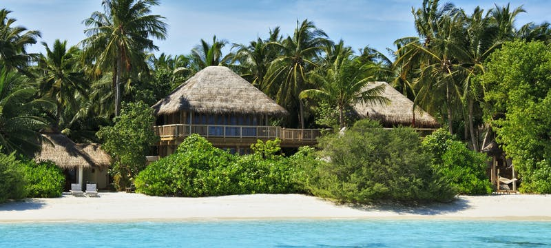 Jungle Reserves at Soneva Fushi, Maldives 1