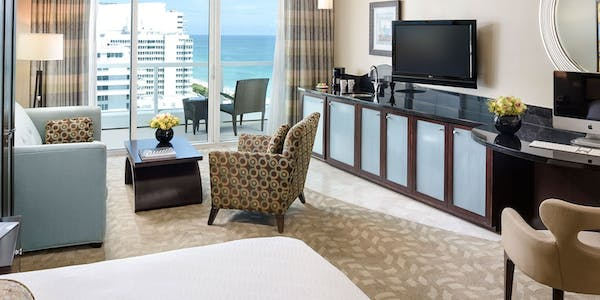 sorrento ocean view junior suite