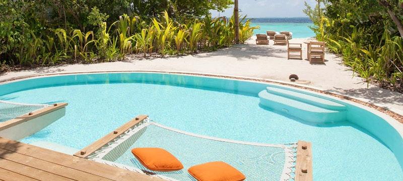 Villa 17 at Soneva Fushi, Maldives