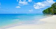 Stunning shoreline at The Sand Piper, Barbados