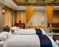 Spa facilities at Emirates Palace, Abu Dhabi
